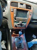 Picture of 2003 Acura MDX AWD Touring w/ Navigation, interior