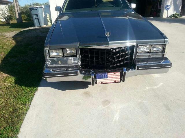 1985 Cadillac Seville Elegant