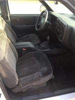 Picture of 1997 GMC Sonoma 2 Dr SLS Sport Extended Cab SB, interior