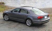 Picture of 2016 Volkswagen Passat 1.8T S, exterior