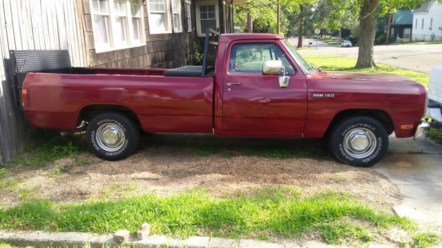 Picture of 1992 Dodge RAM 150 2 Dr LE 4WD Extended Cab LB