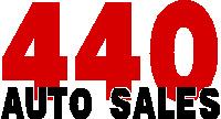 440 Auto Sales logo