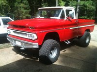 1963 Chevrolet C/K 10 Overview