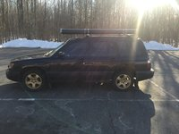 Picture of 2002 Subaru Forester S, exterior