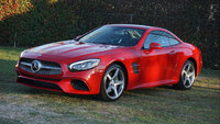 Picture of 2017 Mercedes-Benz SL-Class SL 550, exterior