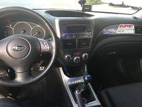 Picture of 2009 Subaru Impreza WRX Hatchback, interior