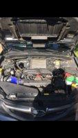 Picture of 2009 Subaru Impreza WRX Hatchback, engine