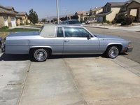 Picture of 1984 Cadillac DeVille Coupe FWD, exterior, gallery_worthy