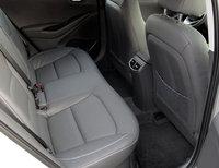 2017 Hyundai Ioniq rear legroom