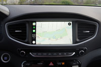 2017 Hyundai Ioniq Hybrid Limited, 2017 Hyundai Ioniq CarPlay navigation, interior, gallery_worthy