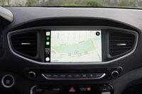 2017 Hyundai Ioniq Hybrid Limited, 2017 Hyundai Ioniq CarPlay navigation, interior