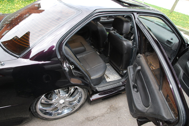 1990 Nissan Maxima SE, Doing a lil maintenance 2011 May, exterior, gallery_worthy