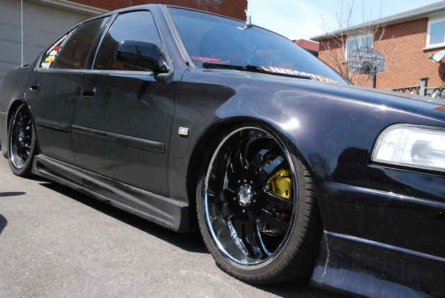 1990 Nissan Maxima SE, Drive way chillin April 2012, exterior, gallery_worthy