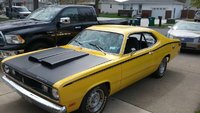 1970 Plymouth Duster Overview