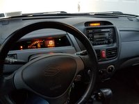 Picture of 2003 Suzuki Aerio 4 Dr SX Wagon, interior