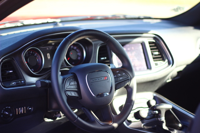 Picture of 2017 Dodge Challenger R/T Scat Pack, interior