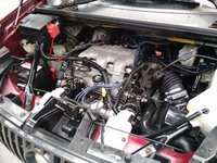 Picture of 2005 Buick Rendezvous CX, engine