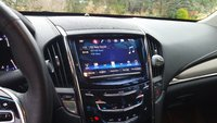 Picture of 2016 Cadillac ATS 2.0T Luxury AWD, interior