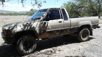 Picture of 1984 Toyota Pickup 2 Dr Deluxe 4WD Extended Cab LB, exterior, gallery_worthy