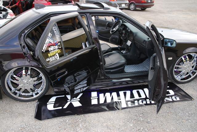 1990 Nissan Maxima SE, Car Show   Car Show ImportExpo Summer  2011, exterior, gallery_worthy