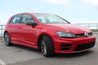 Volkswagen Golf R Overview