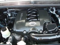 Picture of 2005 Nissan Armada LE, engine