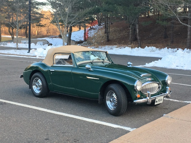 Picture of 1962 Austin-Healey 3000