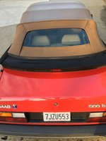Picture of 1994 Saab 900 2 Dr Turbo Convertible, exterior