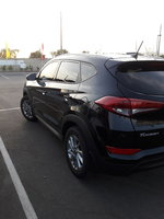 Picture of 2017 Hyundai Tucson SE, exterior