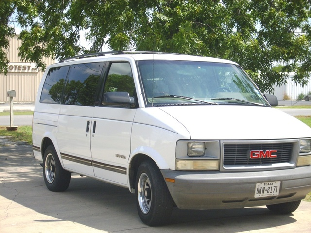 Picture of 1995 GMC Safari 3 Dr SLX Passenger Van Extended