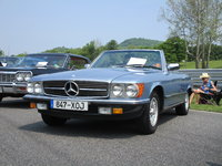 1985 Mercedes-Benz 280 Overview