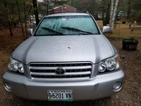 Picture of 2002 Toyota Highlander Base, exterior