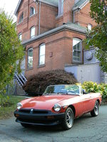 Picture of 1976 MG MGB Roadster, exterior