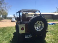 1970 Jeep CJ-5 Overview