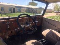 Picture of 1970 Jeep CJ5, interior