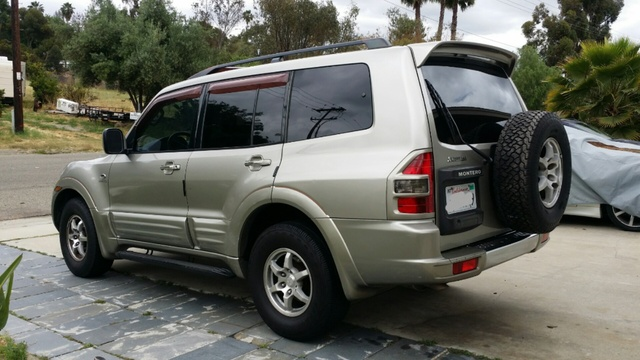 Picture of 2002 Mitsubishi Montero Limited 4WD