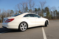 Picture of 2014 Mercedes-Benz CLS-Class CLS 550, exterior