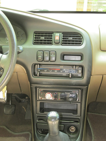 Picture of 1996 Mazda Protege 4 Dr LX Sedan, interior