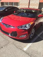 Picture of 2016 Hyundai Veloster Tech, exterior