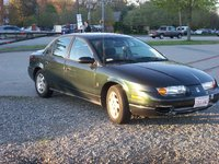 Picture of 2000 Saturn S-Series 4 Dr SL2 Sedan, exterior