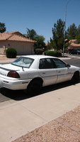 Picture of 1994 Pontiac Grand Am 4 Dr SE Sedan, exterior