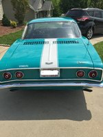 Picture of 1966 Chevrolet Corvair, exterior