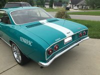 1966 Chevrolet Corvair Picture Gallery