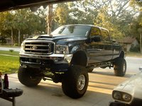Picture of 2001 Ford F-350 Super Duty XLT Crew Cab SB 4WD, exterior, gallery_worthy