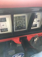 Picture of 1977 Ford F-350, interior