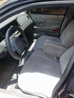 Picture of 2001 Ford Crown Victoria Police Interceptor, interior