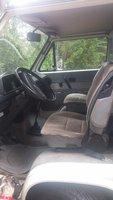 Picture of 1989 Volkswagen Vanagon GL Camper Passenger Van, interior
