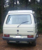 Picture of 1989 Volkswagen Vanagon GL Camper Passenger Van, exterior