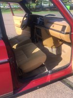 Picture of 1983 Volvo 240 DL, interior