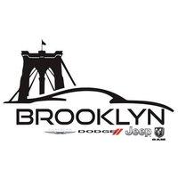 Brooklyn Chrysler Jeep Dodge Ram logo